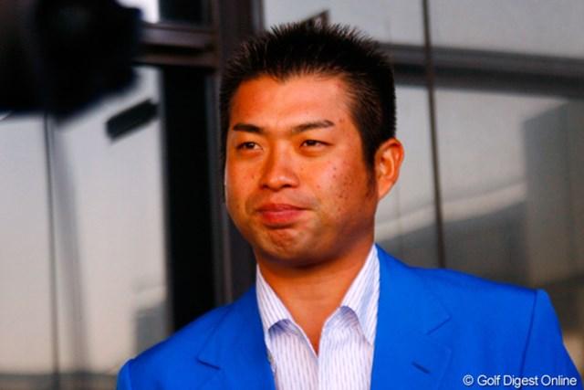 約2ヶ月間に及ぶ海外遠征に向けて意気込みを語る池田勇太