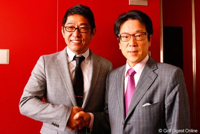 2012年 金子柱憲が修士論文を発表 担当の平田教授(右)も納得の論文発表を終えた金子柱憲