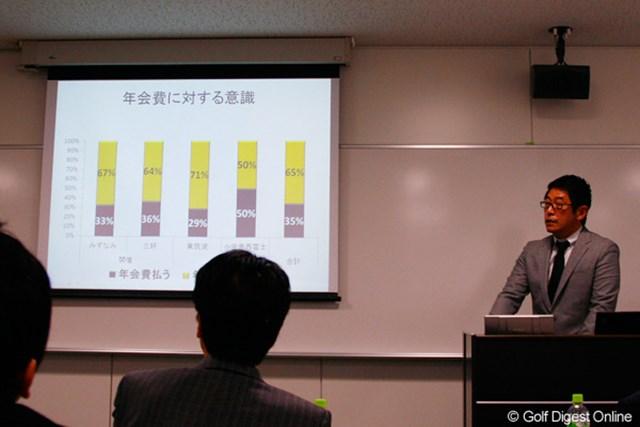 2012年 金子柱憲が修士論文を発表 昨年3月から勉強を始めたというパソコンを駆使して資料も作成した金子柱憲
