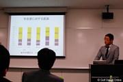 2012年 金子柱憲が修士論文を発表