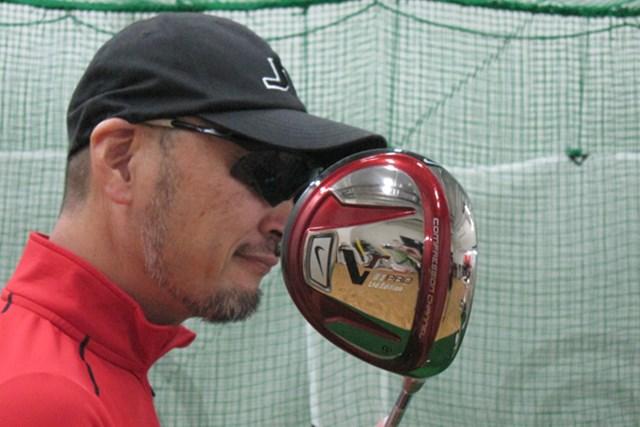 ゴルフライターのマーク金井が「ナイキVRプロリミテッドフォージド」を試打レポート