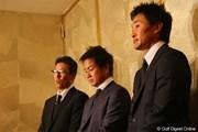 2012年 「杉原輝雄 お別れの会」 芹澤信雄、藤田寛之、宮本勝昌