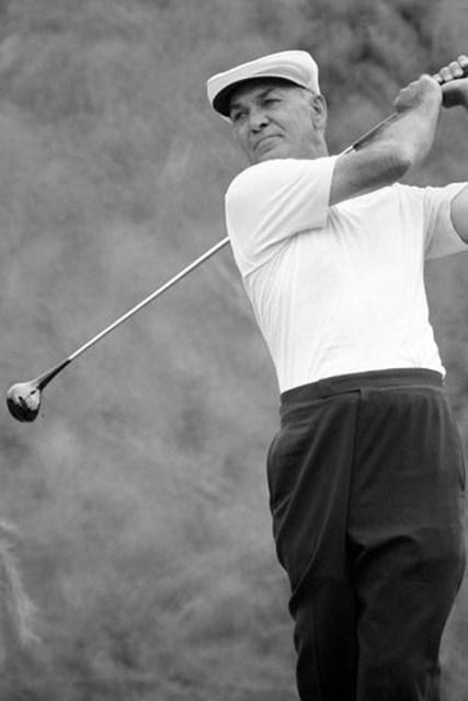 PGAツアー63勝を含む通算71勝を成し遂げた偉大なプレーヤー、ベン・ホーガンもこkメリオンGCで奇跡を起こした※写真は1960年頃(Martin Mills/Getty Images)