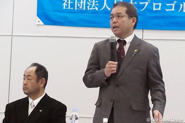 17日、日本プロゴルフ協会は2012年競技日程を発表した