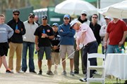 2012年 ノーザントラストオープン 2日目 チャーリー・ホフマン
