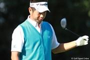 2012年 ノーザントラストオープン 2日目 池田勇太