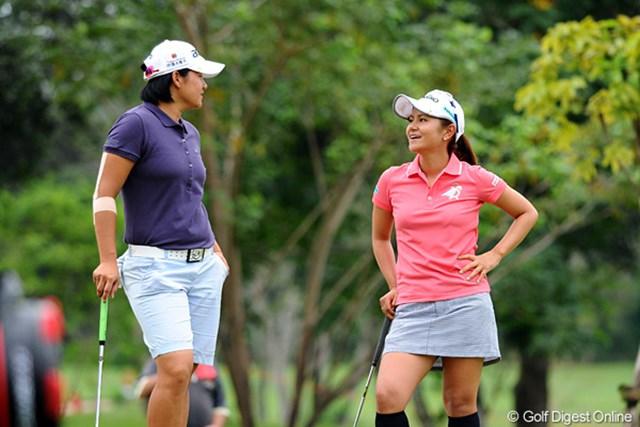 プレースタイルは違っても、互角に戦えるのがゴルフの面白いところだ