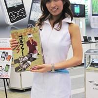 「朝日ゴルフ用品」のコンパニオン コンパニオンガール特集 ジャパンゴルフフェア2012 NO.2