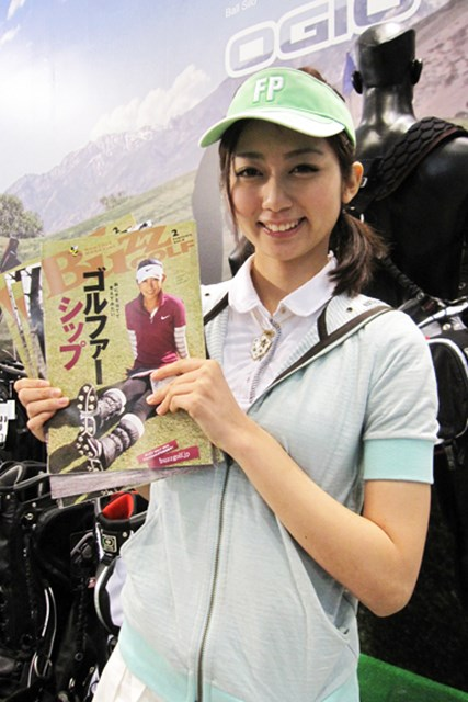 「朝日ゴルフ用品」のコンパニオン