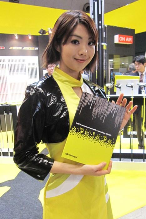 「シャフトラボ(USTマミヤ)」のコンパニオン コンパニオンガール特集 ジャパンゴルフフェア2012 NO.7