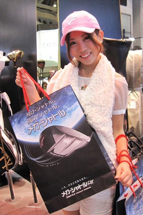 「マルマン」のコンパニオン コンパニオンガール特集 ジャパンゴルフフェア2012 NO.9