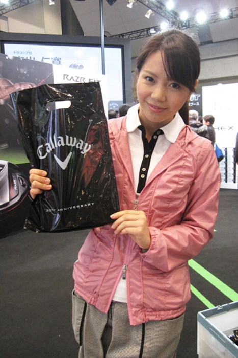 「キャロウェイゴルフ」のコンパニオン コンパニオンガール特集 ジャパンゴルフフェア2012 NO.14