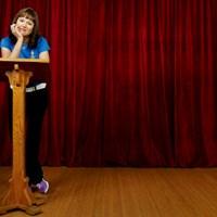 コンプレックスの原因である吃音。だが彼女は昨年、自らテレビの前で話し出した。(BenVanHook/GW) WORLD ソフィー・グスタフソン