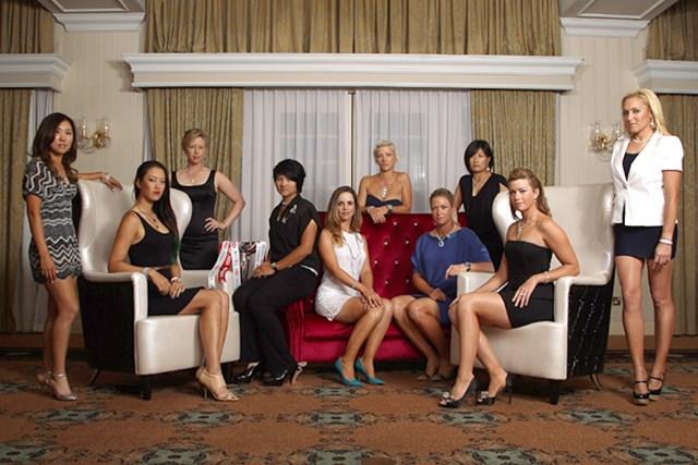 豪華なフィールドとなったHSBC女子チャンピオンズ(Photo:Getty Images)