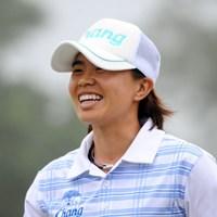 シーちゃんのタイ合宿は彼女との縁によるものやそうです。シーちゃん同様に身体がきれいに絞れてました!首位タイ 2012年 ダイキンオーキッドレディスゴルフトーナメント 初日 オナリン・サタヤバンポット