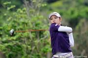 2012年 ダイキンオーキッドレディスゴルフトーナメント 初日 斉藤愛璃