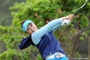 2012年 ダイキンオーキッドレディスゴルフトーナメント 2日目 青山加織