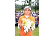 2012年 ダイキンオーキッドレディスゴルフトーナメント 最終日 斉藤愛璃