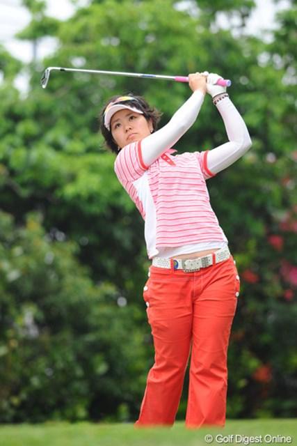 アマチュアの比嘉真美子は16位タイで終えるも、開幕戦の主役の1人として健闘を見せた