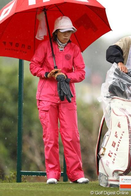 気温8.8℃。手袋が必要になるとはねぇ。