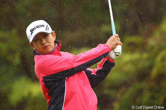 昨年12月にはミニツアーで初優勝。地道に成長を続けている横峯瑠依