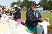 2012年 ヨコハマタイヤゴルフトーナメントPRGRレディスカップ 2日目 山村彩恵