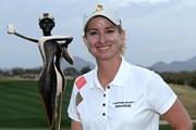 2012年 RRドネリー LPGA ファウンダーズカップ 事前 カリー・ウェブ
