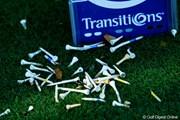 2012年 トランジションズ選手権 初日 ティペグ