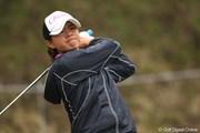 2012年 Tポイントレディスゴルフトーナメント 初日 オナリン・サタヤバンポット
