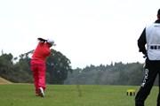 2012年 Tポイントレディスゴルフトーナメント 2日目 横峯さくら