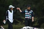 2012年 Tポイントレディスゴルフトーナメント 2日目 比嘉真美子