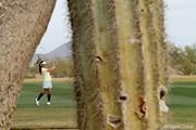 2012年 RRドネリー LPGA ファウンダーズカップ 3日目 サボテン