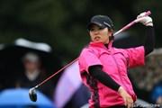 2012年 Tポイントレディスゴルフトーナメント 最終日 比嘉真美子
