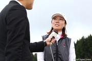 2012年 Tポイントレディスゴルフトーナメント 最終日 李知姫