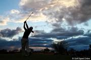 2012年 RRドネリー LPGA ファウンダーズカップ 最終日 日没