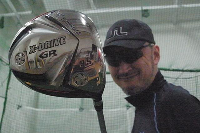 クラブライターのマーク金井が「ブリヂストン ツアーステージ XドライブGR2012」を試打レポート