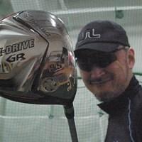 クラブライターのマーク金井が「ブリヂストン ツアーステージ XドライブGR2012」を試打レポート ツアーステージ XドライブGR2012
