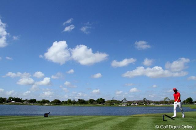 今週も晴天に恵まれている米ツー。しかし、今週末は雷雨の予報。外れてくれ!