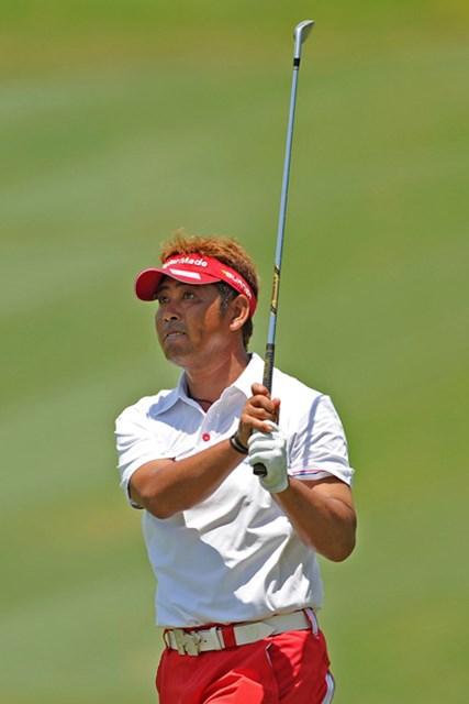 3日目を終えて日本人選手最上位となる6位タイにつける小山内護 写真提供/日本ゴルフツアー機構