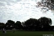 2012年 アーノルド・パーマーインビテーショナル 3日目 いわし雲