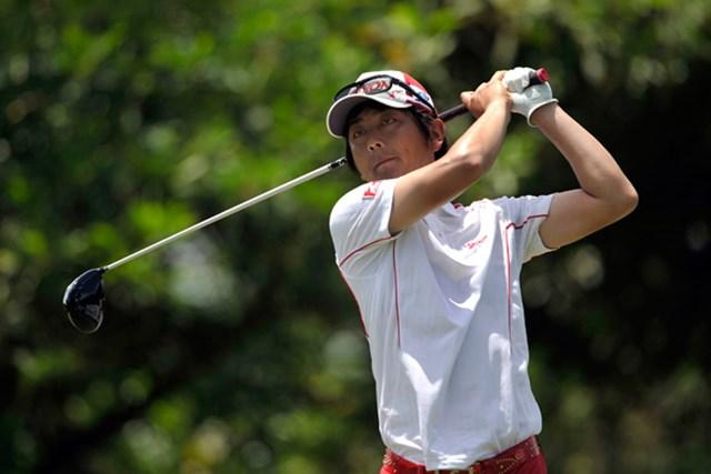 5ストローク伸ばし6位タイに食い込んだ冨山聡 ※写真提供/日本ゴルフツアー機構