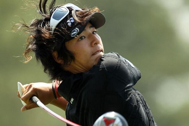 3度目の「マスターズ」出場で初の予選突破を決めた石川遼(Jamie Squire/Getty Images)