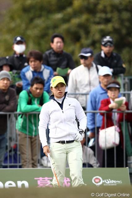 ホステスプロの綾田紘子は4オーバー41位タイから上位を狙う