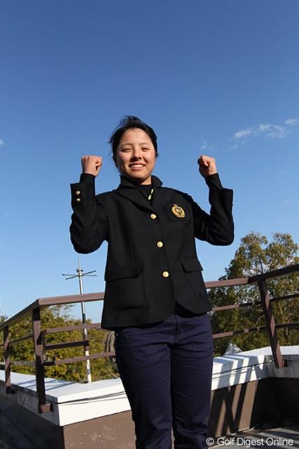 ベストアマに輝いたのは地元静岡の高校生。4月から2年生。