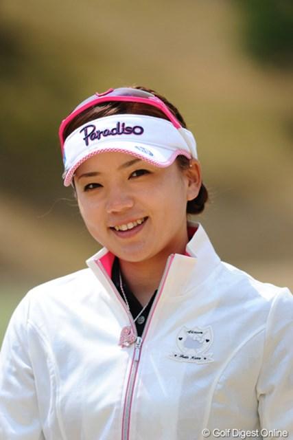 2010年の覇者、有村智恵が今季2戦目を迎える
