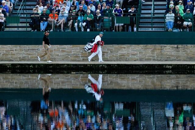 ベテランのM.A.ヒメネスは2打差の8位タイ。悲願のメジャー初タイトルに手が届くか?(Streeter Lecka/Getty Images)