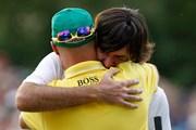 2012年 マスターズ 最終日 バッバ・ワトソン&ベン・クレイン