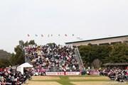 2012年 東建ホームメイトカップ 最終日 石川遼