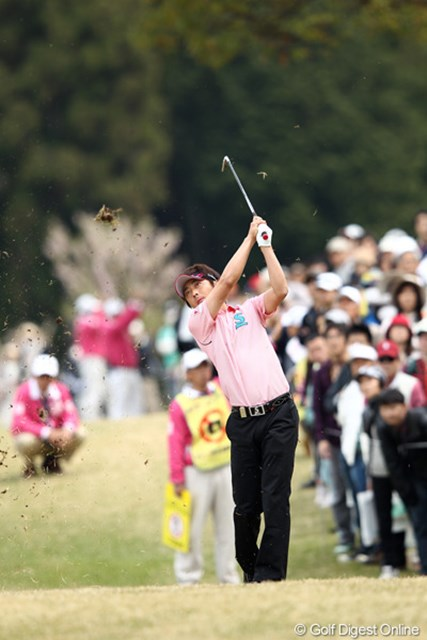 次に繋がるゴルフで4位タイ