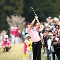 次に繋がるゴルフで4位タイ 2012年 東建ホームメイトカップ 最終日 冨山聡